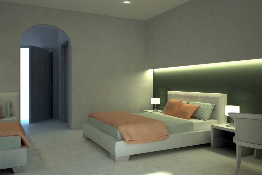 Ε3, Ε9. Οριζόντιος κρυφός πάνω από κρεβάτι - 1