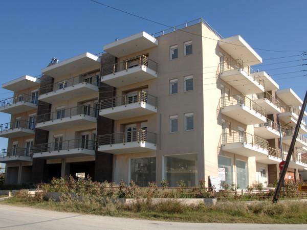 Συγκρότημα κατοικιών στην Επανωμή Θεσσαλονίκης
