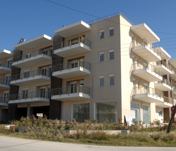 Πολυκατοικία στην Επανωμή Θεσσαλονίκης