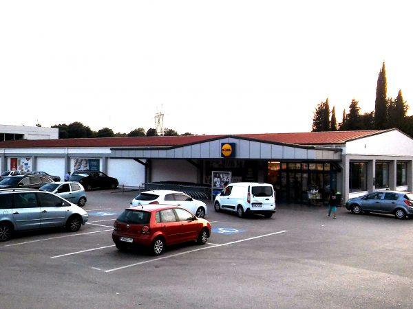 Κατάστημα Υπεραγοράς τροφίμων Lidl,  Ηγουμενίτσα